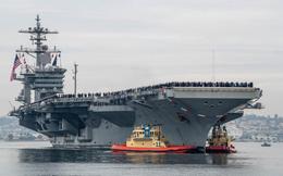 Hải quân Mỹ có nữ chỉ huy tàu sân bay năng lượng hạt nhân