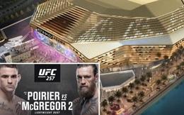 Siêu sự kiện của McGregor cho phép khán giả đến sân theo dõi, vừa mở bán đã cháy vé