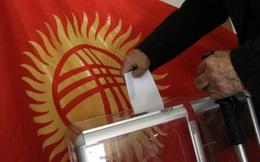 Kyrgyzstan đã sẵn sàng cho cuộc bầu cử tổng thống và trưng cầu dân ý