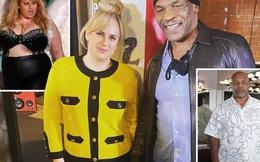"""Mike Tyson bất ngờ đứng chung khung hình cùng nàng lầy Rebel Wilson sau khi bộ đôi """"nghị lực"""" đã thổi bay 63kg để lột xác ngoạn mục"""