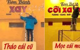 HOT: Bức tường vàng 'Cối Xay Gió' nổi tiếng Đà Lạt đã comeback, địa điểm mới gây bất ngờ cho dân mạng