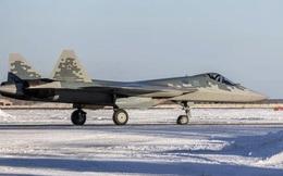 Không quân Nga sẽ trang bị một loạt vũ khí siêu vượt âm cho tiêm kích tàng hình Su-57