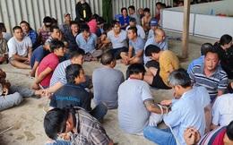 Hơn 100 công an vây bắt 153 đối tượng sát phạt nhau trong kho gạo