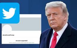 Những con số đáng kinh ngạc về lịch sử dùng Twitter của Tổng thống Trump
