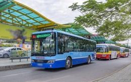 Xe buýt Hà Nội có nguy cơ tạm ngừng hoạt động vì vướng mắc vấn đề trợ giá