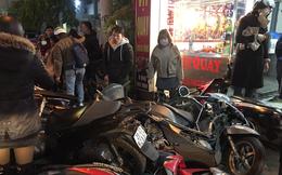 Hà Nội: Nữ tài xế lái Fortuner tông nhiều xe máy, 1 người bị thương