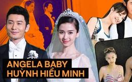 Huỳnh Hiểu Minh - Angela Baby: Chàng phản bội tình cũ, nàng thành 'tiểu tam' hưởng cơ hội đổi đời ở Cbiz rồi dứt áo ra đi?