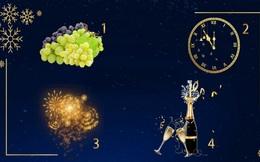 Biểu tượng năm mới bạn chọn tiết lộ điều bạn cầu mong nhất trong năm 2021