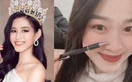 Hoa hậu Đỗ Hà đăng ảnh đi học trở lại: Tự tin zoom cận mặt nhưng nhan sắc liệu có lộ khuyết điểm?