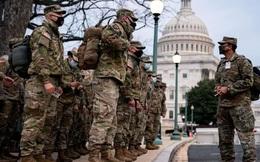 """Lính Mỹ rầm rập đến Washington, Lầu Năm Góc lo những kịch bản """"khủng khiếp"""" nhất"""