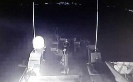 Clip: Kinh hoàng cú va cực nguy hiểm giữa tàu chiến Thổ và Hy Lạp