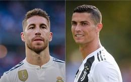 """Ronaldo """"ra tay"""" giúp Juventus chiêu mộ Ramos"""