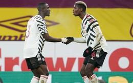 """Chấm điểm cầu thủ MU vs Burnley: Pogba, Bailly rực sáng ngày """"Quỷ đỏ"""" lên đầu bảng"""