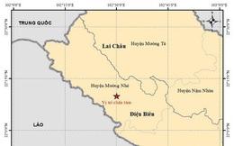Động đất tại Lai Châu