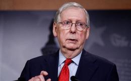 Lãnh đạo phe đa số tại Thượng viện McConnell ủng hộ luận tội Trump