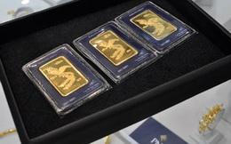 Giá vàng trong nước đắt hơn 4,6 triệu đồng/lượng so với vàng thế giới