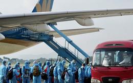 Dừng cấp phép các chuyến bay từ Anh, Nam Phi về Việt Nam