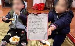 """Vụ hai bé bị bỏ rơi ở Hà Nội cùng lời nhắn """"bố mẹ chết rồi"""": Có thể sẽ phải vào trại trẻ mồ côi?"""