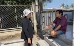 Xót xa hình ảnh bố mẹ Vân Quang Long lặng lẽ bên mộ phần của con trai, lên tiếng nói rõ chuyện không nhận cháu gây xôn xao