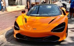 Đại gia Vũng Tàu bí ẩn chi tiền tỷ sắm McLaren 720S Spider thứ 7 tại Việt Nam