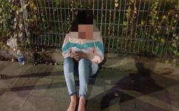 Tâm sự cùng bạn trai trong đêm, cô gái bị cướp xe máy