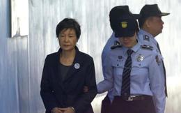 Y án 20 năm tù cho cựu tổng thống Hàn Quốc Park Geun-hye