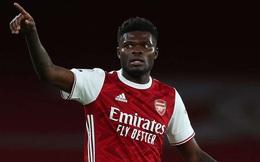 Arsenal nhận tin mừng, Partey sẵn sàng tái xuất