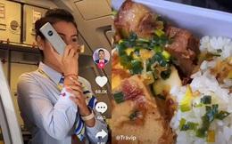 Vietravel Airlines phục vụ xôi thịt kho trứng trên các chuyến bay, nghe chia sẻ cảm nhận của một hành khách mà ai cũng muốn ăn thử