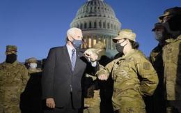 Phó TT Pence xuất hiện không báo trước ở Điện Capitol, chỉ thị: Phải đảm bảo an toàn lễ nhậm chức của Biden