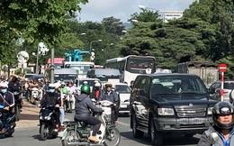 Thành phố 'không đèn giao thông' muốn lắp đèn đỏ