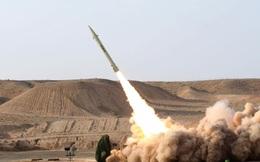Iran phóng tên lửa đạn đạo trong cuộc tập trận qui mô lớn