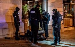 Nhiếp ảnh gia Nick Út bị gã nghiện tấn công bên ngoài Nhà Trắng