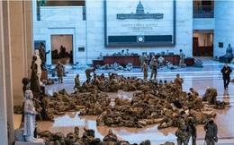 """Diễn tập lễ nhậm chức của ông Biden bị hoãn, Washington chuẩn bị cho """"điều tồi tệ nhất"""""""