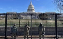 """Washington như """"pháo đài thời chiến"""" trước lễ nhậm chức của ông Joe Biden"""