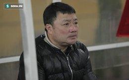 """HLV Trương Việt Hoàng trần tình lý do ĐKVĐ V.League thua sốc, đá vật vờ như """"rắn mắt đầu"""""""