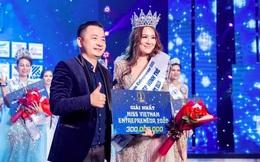 Thanh tra Bộ Văn hóa xử phạt cuộc thi HH Doanh nhân sắc đẹp Việt