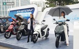 Chi tiết xe máy VinFast Feliz mở màn 2021 khiến Honda Vison, Yamaha Janus phải dè chừng