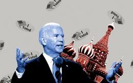 """""""Chén rượu phạt"""" đắng ngắt từ Nga: Đòn hiểm đẩy ông Biden vào thế """"dầu sôi"""", Kremlin đoạt thế thượng phong"""