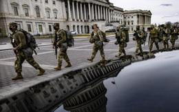 Washington được quân sự hóa cao độ trước lễ nhậm chức của Biden