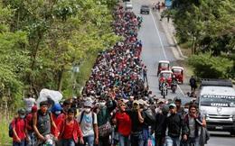 Hàng ngàn người di cư đổ về biên giới Mỹ, chờ chính sách mới của ông Biden