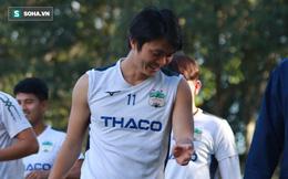 Kiatisuk nhận tin cực vui trước ngày HAGL tiếp SLNA trên sân nhà