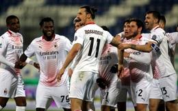 Ibrahimovic ghi 2 bàn, AC Milan bỏ xa Juventus 10 điểm ở Serie A