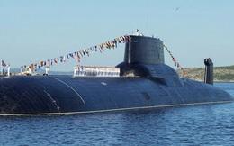 """Hải quân Nga """"triệu hồi"""" tàu ngầm lớp quái vật duy nhất còn sót lại"""