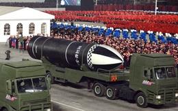 Chuyên gia 'rối não' trước dàn tên lửa mới của Triều Tiên