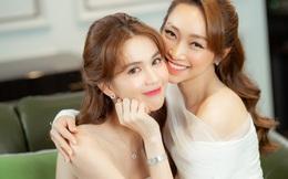 """Ngọc Trinh """"lột xác"""" nhờ bạn gái Chi Bảo"""