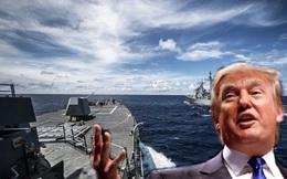 Trump chơi ván bài cuối với Trung Quốc làm nóng Biển Đông trước thềm Biden nhậm chức