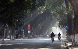 Giao thông các tuyến phố Hà Nội thông thoáng ngày cuối tuần đầu năm 2021