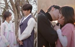 """Hoàng Yến Chibi hôn ngọt ngào """"nam thần"""" Hàn Quốc Sung Hoon"""