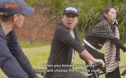"""Thủy Tiên hài hước: """"Em không thích mấy môn thể thao, em chỉ mê mấy môn cờ bạc thôi""""."""