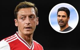 HLV Arsenal chỉ ra điểm quyết định tương lai Mesut Ozil